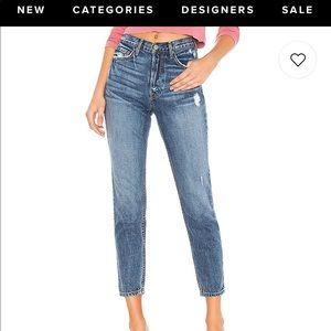 GRLFRND karolina high rise skinny jeans size 24